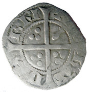 Demi-Gros - Jean IV – reverse