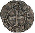 1 Denier - Jean III – reverse