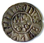 Denier Guingamp - Jean II, Arthur II et Jean III -  obverse