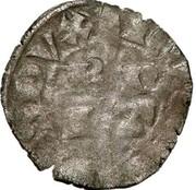 Double denier (1340-1341) - Jean III – obverse