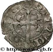 Double denier (1340-1341) - Jean III – reverse