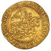 1 Cavalier - François I / François II – obverse