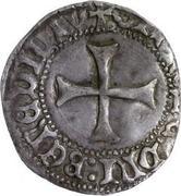 1 Blanc - François I / François II – reverse
