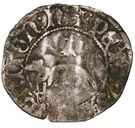 Double Denier - Pierre II – obverse