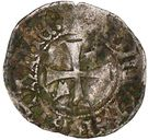 Double Denier - Pierre II – reverse