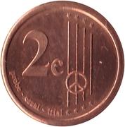 2 Cent – reverse