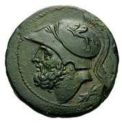 Bronze Æ26 – obverse