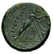 Bronze Æ26 – reverse