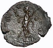 Antoninianus - Carausius (GENIO POPVLI ROMANI; Londinium) – reverse