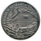 2 Pounds - Elizabeth II (Halley IV Research Station) – reverse