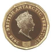 1 Pound - Elizabeth II (Climate Change) -  obverse