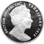 2 Pounds - Elizabeth II (Robert Falcon Scott) – obverse