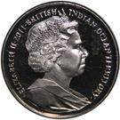 2 Pounds - Elizabeth II (Lifetime of Service) – obverse
