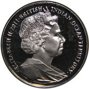 2 Pounds - Elizabeth II (Lifetime of Service) – obverse