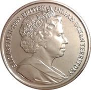 2 Pounds - Elizabeth II (First Commemorative) – obverse