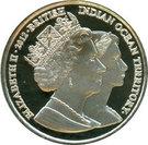 2 Pounds - Elizabeth II (Princess Margaret) – obverse