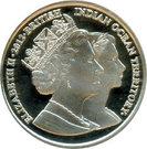 2 Pounds - Elizabeth II (Diamond Jubilee; Silver Proof Issue) – obverse