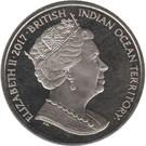 2 Pounds - Elizabeth II (Green Turtle) – obverse
