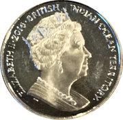 2 Pounds - Elizabeth II (Archipelago and Wildlife) – obverse