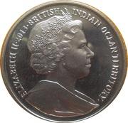 2 Pounds - Elizabeth II (A lifetime of service) – obverse