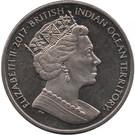 2 Pounds - Elizabeth II (Coat of arms) – obverse