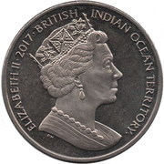 2 Pounds - Elizabeth II (Coat of arms) – obverse