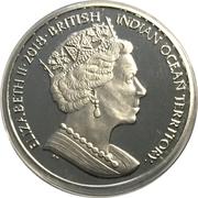2 Pounds - Elizabeth II (Sapphire Coronation - Proof) – obverse