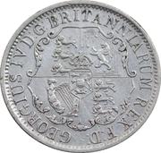 ¼ Dollar - George IV – obverse