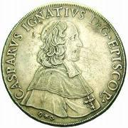 1 Thaler - Caspar Ignaz von Künigl – obverse
