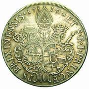 1 Thaler - Caspar Ignaz von Künigl – reverse