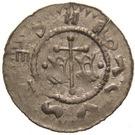 Obol - Conrad I of Brno – obverse
