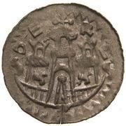 Obol - Conrad I of Brno – reverse