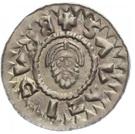 Denar - Bretislaus II – obverse