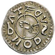 Denar - Conrad I of Brno – reverse