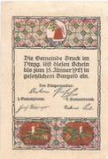 60 Heller (Bruck im Pinzgau) – reverse