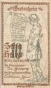 10 Heller (Brunn an der Erlauf) -  reverse