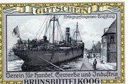 75 Pfennig (Verein für Handel, Gewerbe und Industrie) – reverse