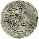 4½ Pfennig – reverse