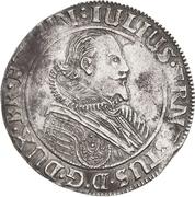 1 Thaler - Julius Ernst (Scharnbeck) – obverse