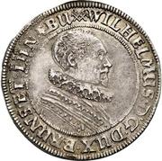 ½ Thaler - Wilhelm VI August – obverse