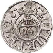 1/24 Thaler - August II. – reverse