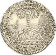 24 Mariengroschen - Johann Friedrich – reverse