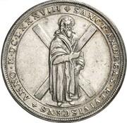 1 Thaler - Ernst August (Harz - Ausbeute) – reverse