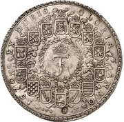 4 Thaler - Johann Friedrich (Harz - Ausbeute - Löser) – obverse