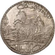 2 Thaler - Johann Friedrich (Harz - Ausbeute - Löser) – reverse