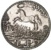 1½ Thaler - Johann Friedrich (Harz - Ausbeute - Löser) – reverse