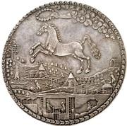3 Thaler - Johann Friedrich (Harz - Ausbeute - Löser) – reverse