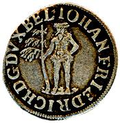 4 Mariengroschen - Johann Friedrich – obverse