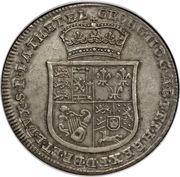 1 Thaler - George II – obverse
