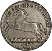 1 Thaler - George II – reverse